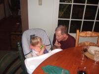 Paige and Great Uncle Terry