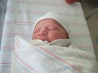 Baby Brooke Burrito